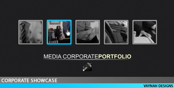 After Effects Project - VideoHive Corporate Showcase 1211160