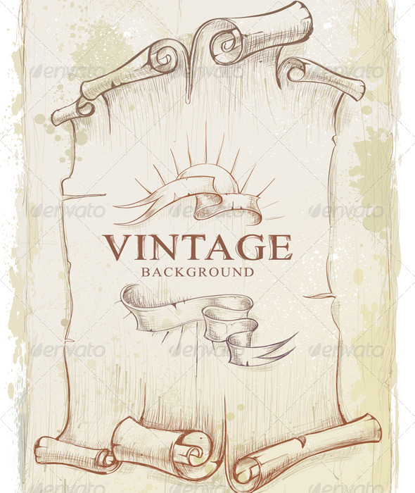 GraphicRiver Vintage Background 147549
