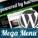 PBK Mega Menu for Wordpress - CodeCanyon Item for Sale