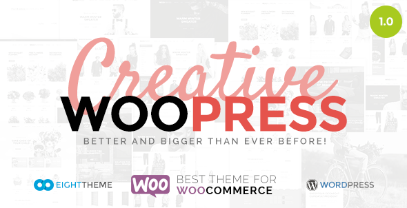 WooPress – Responsive Creative HTML5 Template (Creative) Download