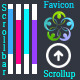 TWI Scrollbar, Scrollup & Favicon (3 in 1) - CodeCanyon Item for Sale