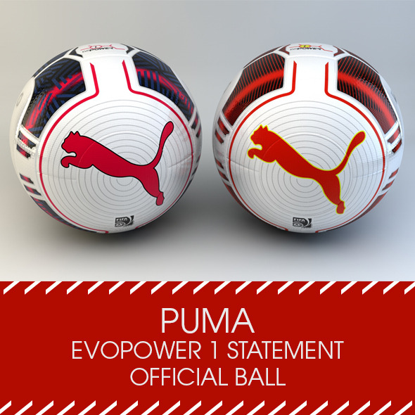 3DOcean Puma evoPower 1 Statement and Statement 15 12092112