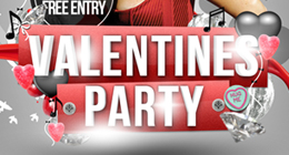 Valentines PSD Flyer Templates