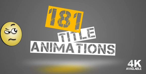 181 Title Animations 9006125 - shareDAE
