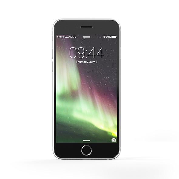 3DOcean Black smartphone 12098437