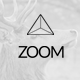 Zoom - Zooming Page and One Page Creative Theme