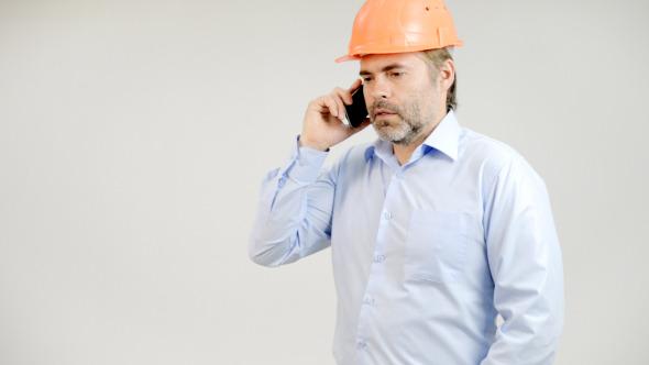 Engineer Phone Talk