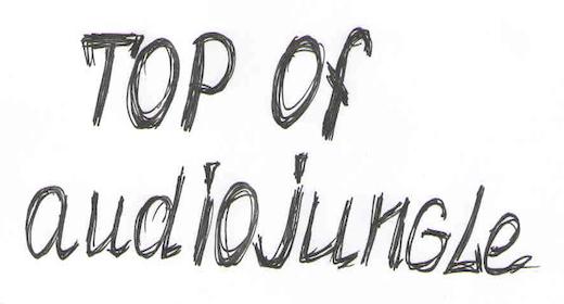 Top sellers of Audiojungle