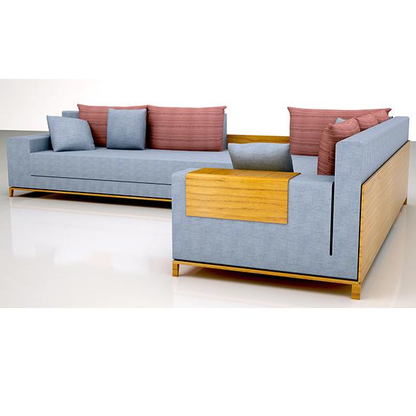 3DOcean Sofa 12103157