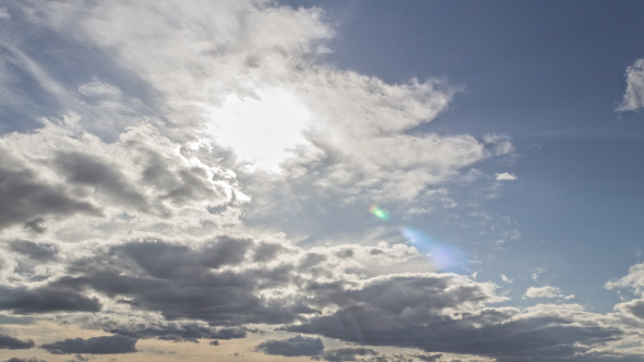 VideoHive Clouds In Motion 12 12104376