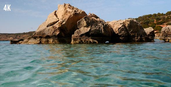 Big Stones In The Sea