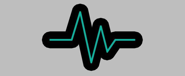 Waveform-teal