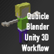 Qubicle-Blender-Unity3D Character Workflow