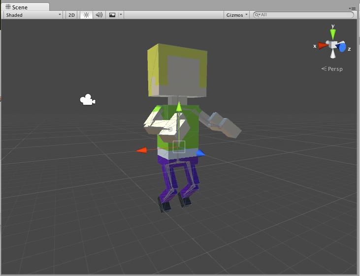 Blender Character Modeling Tutorial Pdf : Qubicle blender unity d character workflow by carlosrovira