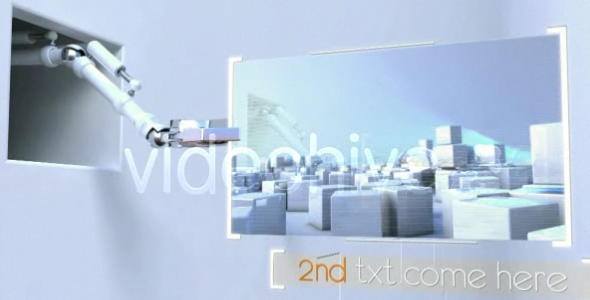 After Effects Project - VideoHive Wall Hands 147256