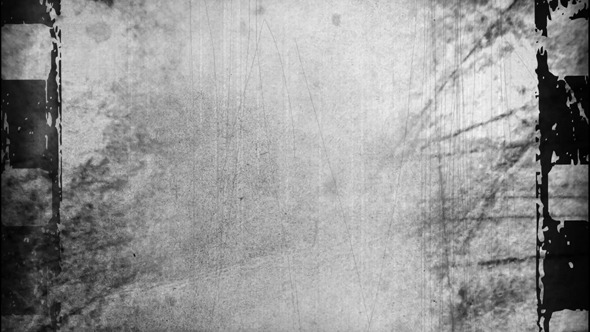 VideoHive Old Black And White Photographic Film Look 12110707