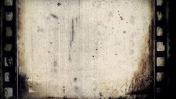 VideoHive Sharpened Old Photographic Film Look With Sides 12110731