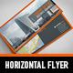 Business Horizontal Sales Flyer