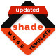 Shade - Creative Template