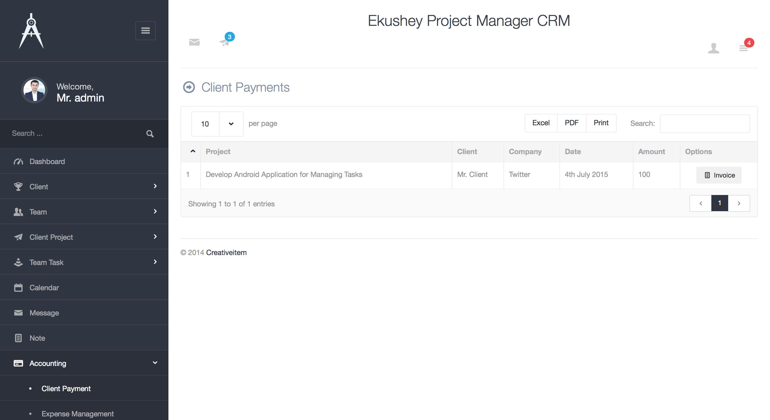ekushey project manager crm by creativeitem codecanyon projectmanagerscreenshots v2 manage client payments png projectmanagerscreenshots
