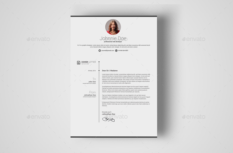 cover letter on regular paper for resume paper If you will be mailing a cover letter and resume by regular post, be certain to use  bond quality paper in a pastel color that would not be inappropriate for the kind.
