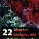 Abstract Background Pack - 22 Color Variations - GraphicRiver Item for Sale