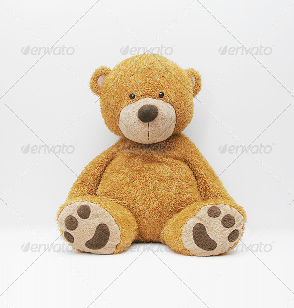 PhotoDune Teddy Bear 1215982