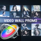 Video Wall Promo - Apple Motion