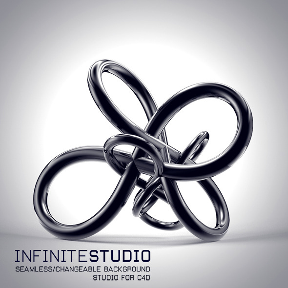 3DOcean infinite studio for cinema 4d 12127109