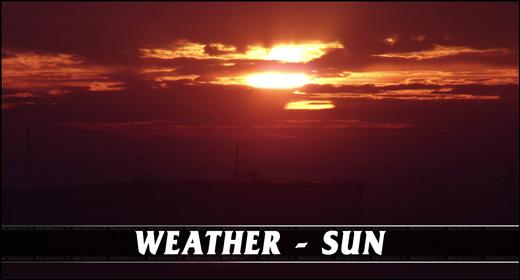 Weather - Sun
