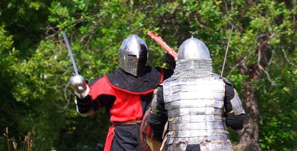 VideoHive War Knights 12128872