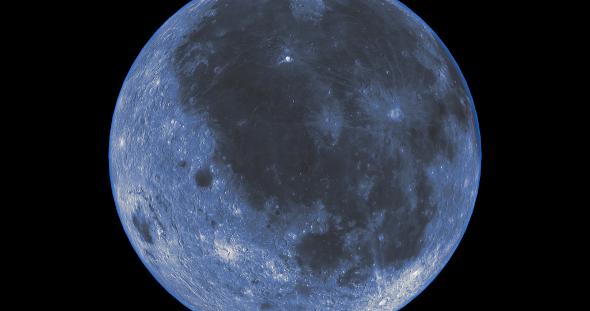 moon 11k - 3DOcean Item for Sale