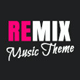 Remix - Music-Band-Club-Party-Event Commerce theme