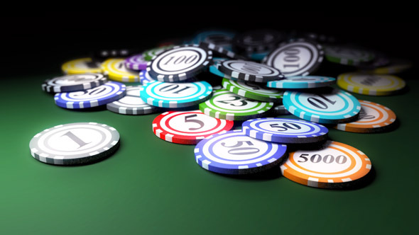 3DOcean Poker Chips 12133314