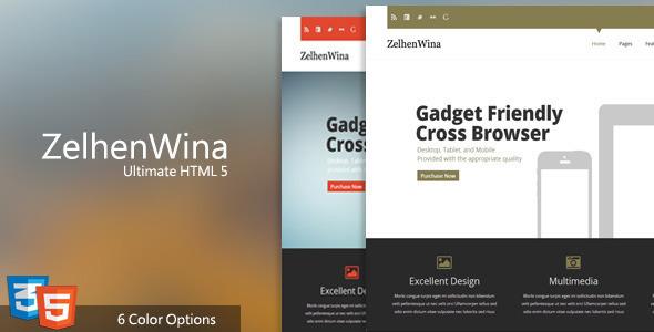 ZelhenWina Ultimate HTML 5