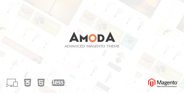 Download SNS Amoda - Responsive Magento Theme nulled download