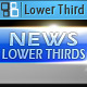 News - Lower Thirds  - VideoHive Item for Sale
