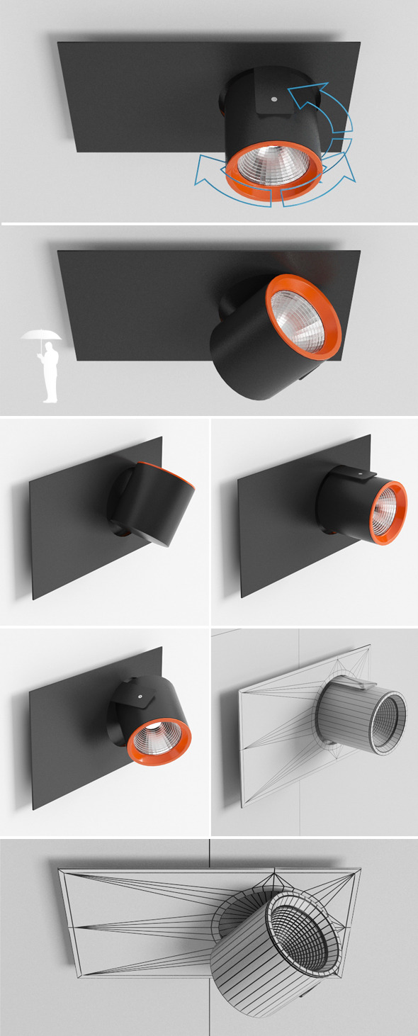 Labra Auro Base - 3DOcean Item for Sale