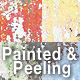 Painted and Peeling Concrete - GraphicRiver Item for Sale