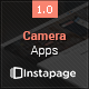Camera Apps - Instapage Landing Page - ThemeForest Item for Sale