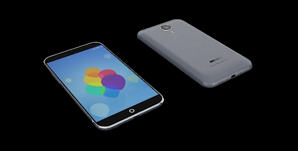 Meizu MX4 - 3DOcean Item for Sale