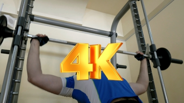 VideoHive Keeping Fit With Regular Trainings 12152540