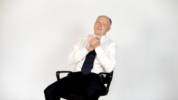 VideoHive Relax Businessman Applauding 12152701