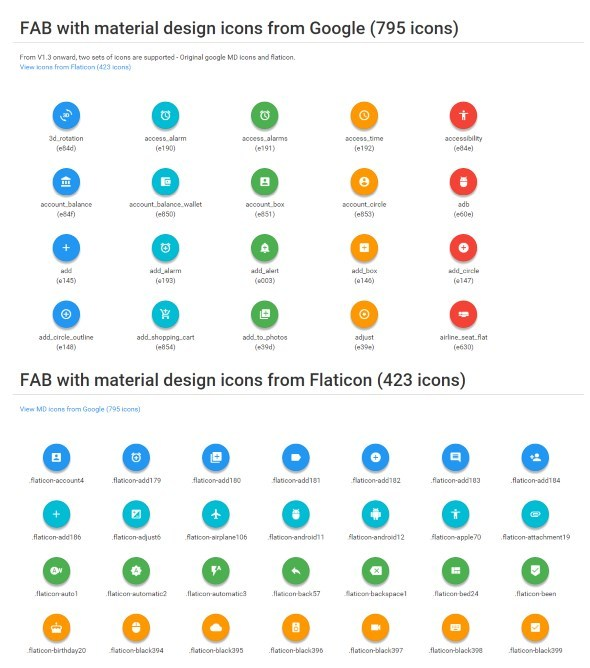 BMD - Bootstrap + Material Design - 7