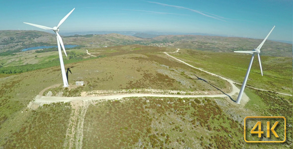 VideoHive Wind Power Portugal 02 12154301