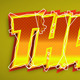 10 3D Game / Comic Title Graphic Style Vol. 01