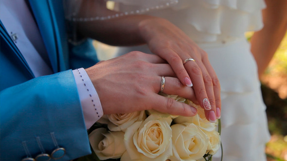 VideoHive Bridal Rings 12154823