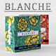 Blanche Soap Packaging