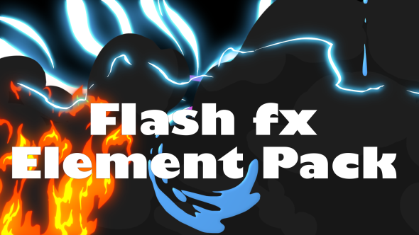 Flash Fx Element Pack