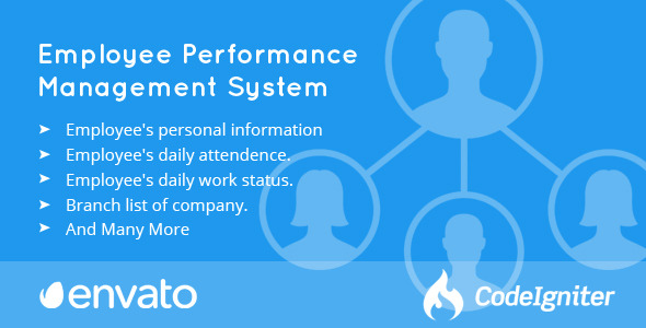 Employee Performance Management System